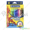 Фломастеры Centropen Just Perfect Markers (12 цветов)