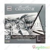 Cretacolor Black Box Charcoal Drawing Set 20