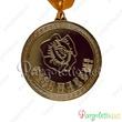 Медаль на юбилей 55 лет женщине